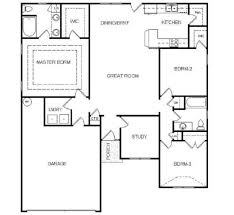 655847  4 Bedroom 2 Bath Country Farmhouse With Open Floor Plan Handicap Accessible Home Plans