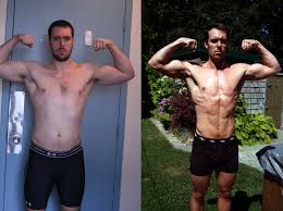 intermittent fasting before and after