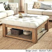 tufted leather coffee table ottoman coffee table leather square tufted leather ottoman best square ottoman coffee tufted leather