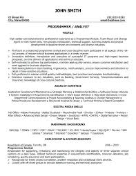 Resume Sample For Experienced Software Engineer Click Here To