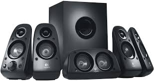 speakers set. logitech z506 5.1 surround speaker set 980-000431 speakers u
