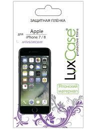 <b>Пленка</b> iPhone 7, iPhone 8, iPhone 6s, iPhone 6 матовая от <b>LuxCase</b>