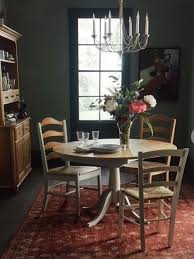 john lewis audley round dining table and 4 chairs