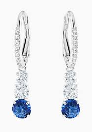 <b>Серьги Swarovski</b>® <b>ATTRACT</b> TRILOGY купить за 5 990 ₽ в ...