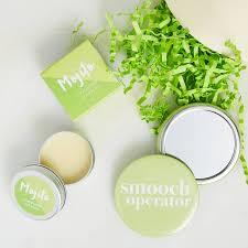 mojito l lip balm and mirror gift set