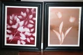 diy spray paint flower art easy and