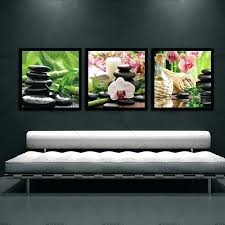 nature canvas wall art 3 piece canvas wall art modern nature seeds wall painting flower home art picture paint on