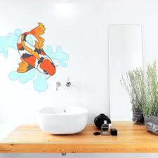 koi fish wallpaper for walls wall decal wallpapers . koi fish wallpaper for  walls ...