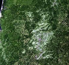 Logging In Oregon Usa Earthshots Satellite Images Of