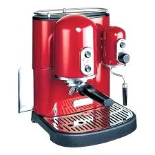 kitchenaid coffee maker red red coffee maker pro line espresso machine candy apple red fast