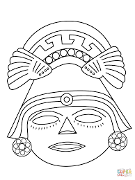Mask Coloring Pages To Download safety administrator cover letter ...