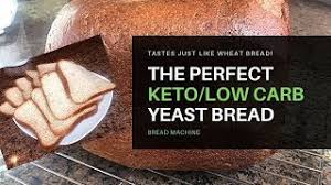 Discover the best bread machine recipes in best sellers. Keto Bread Recipe Tested I Tried Keto King S Bread Machine Keto Bread Low Carb Bread Youtube