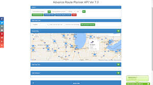 Driving Trip Planner Advance Route Planner Api Ver 7 0 By Zincksoft Codecanyon