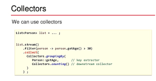 examples of converting a list to map in java