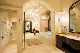 master bathrooms. Rough Hollow Master Bath Mediterranean-bathroom Bathrooms A