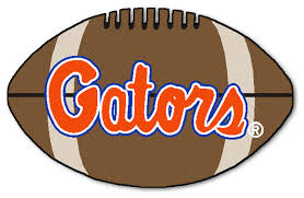 florida gators touchdown football area rug