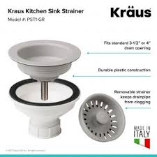 sink strainers caps