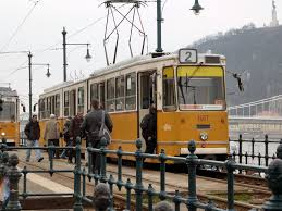Ligne 2 du tramway de Budapest