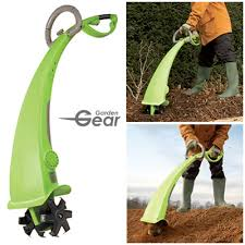 electric garden tiller. Garden Gear Electric Tiller And Cultivator