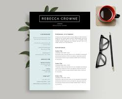 Modern Resume Layout Modern Resume Templates 24 Krida 18