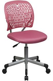 desk chairs for children. Modern Armless Kids Pink Desk Chair Decor Idea Chairs For Children S