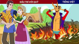 Dấu Trí Với Quỷ - Chuyen Co Tich -Truyện Cổ Tích Việt Nam - ZicZic Fairy  Tales - YouTube