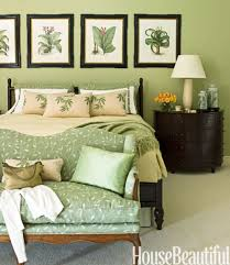 Perfect Green Bedroom Colors M Intended Simple Design
