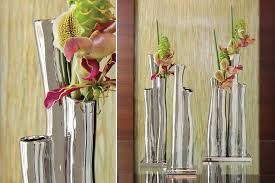 Living Room:Large Glass Floor Standing Vases Large Floor Ornaments White Flower  Vases For Sale
