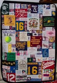 149 best Quilts...T-Shirts Ideas images on Pinterest | Harley ... & T-shirt quilt! Adamdwight.com