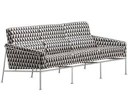 jacobsen furniture. Arne Jacobsen Series 3300 3 Seat Sofa Furniture