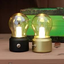 led light bulb lamp usb charging table lamp bedside lamp furniture home decor on carou