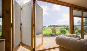 duette blinds for bifold doors