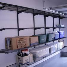 wall shelves wall mounted storage shelves garage wall