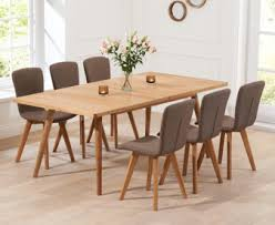 retro dining room furniture. Wonderful Room Tivoli 150cm Retro Oak Extending Dining Table And Chairs In Room Furniture I