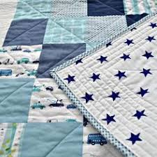 In December, I was flicking through Creative Stash and Scrap ... & Baby Boy Quilt. Great inspiration for a super easy quilt Adamdwight.com