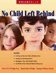 no child left behind wrightslaw full text of the no child left behind act