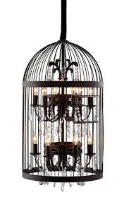 Best 20+ Birdcage Chandelier Ideas On Pinterest   Birdcage Light inside Birdcage  Lights Fixtures (