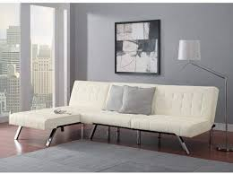 pin on best white leather sleeper sofa
