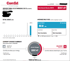 Average Electricity Bill For 1 Bedroom Apartment