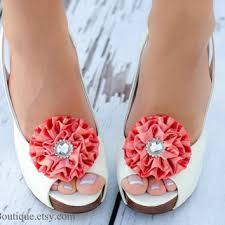 coral wedding shoes. Shop Coral Wedding Shoes on Wanelo