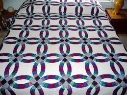 Double Wedding Ring Quilt &  Adamdwight.com