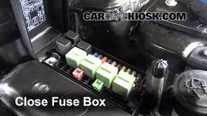 replace a fuse 2011 2016 mini cooper countryman 2013 mini Fuse Box Location Mini Cooper 6 replace cover secure the cover and test component mini cooper fuse box location