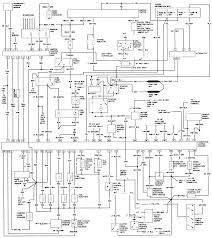 1999 ford ranger wiring schematic 1999 ford ranger wiring diagram for ac at 1999 Ford Ranger Wiring Diagram
