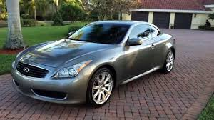 SOLD - 2009 Infiniti G37 Convertible (Bloomingdale's) for sale by ...
