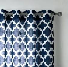 Navy Blue Patterned Curtains Fascinating Blue Patterned Curtains Navy Blue Patterned Curtains Ckgroupsco