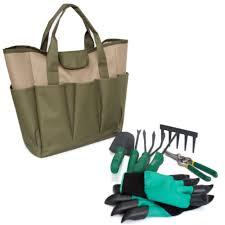 high quality garden planting tool bag gardening tools set organizer tote lawn yard bag carrier newchic