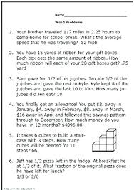 Grade Math Worksheets With Answers Sixth Addition Worksheet For 7 ...