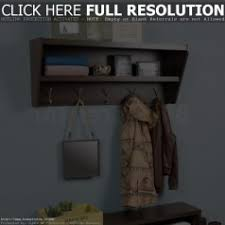 Floating Entryway Shelf Coat Rack Floating Entryway Shelf And Coat Rack Shelf Design Ideas 98