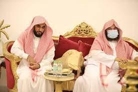 الرئيس العام يطمئن على صحة فضيلة الشيخ بندر بليلة عضو هيئة كبار العلماء  إمام وخطيب المسجد الحرام