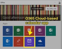 Online Office Calendar Drift Help Office 365 Calendar Support